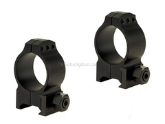 Warne Tactical Rings Picatinny 30mm Medium Höjd - Demo