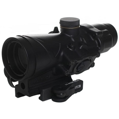 Browe Tactical Optic 4x32 Blå 7.62x39 Chevron Svart