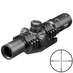 AIM Sports Recon 1.5-4x30 IR Mil Dot Kikarsikte