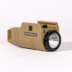 Inforce APLc Compact Tactical Lampa FDE