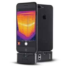 FLIR One Pro för iPhone (iOS) MSX 160x120 9Hz Värmekamera