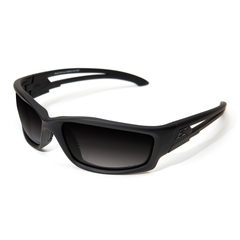 Edge Eyewear Blade Runner XL Svart Polarized Gradient Smoke