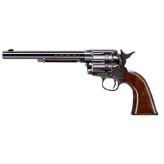 Colt Single Action Army 45 Peacemaker 7.5 tum Pipa Blå 4.5mm