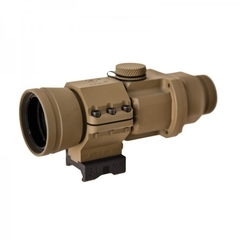 Browe Sport Optic 4x32 Blå 7.62x51 NATO Crosshair Brun