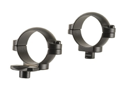 Leupold QR Extension Ringar (Medium) 1 tum Kikarsikten (Matt)