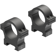 Leupold Open Range Ringar Medium för 30mm (Matt)