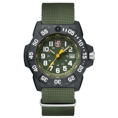 Luminox Navy Seal 3517 Svart Klocka