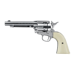 Colt Single Action Army 45 Peacemaker Nickel 4.5mm