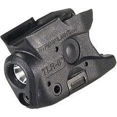 Streamlight TLR-6 SW M&P Taktisk Lampa med Röd Laser