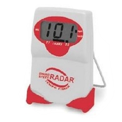 Sport Sensors Swing Speed Radar med Tempo 32-320 km/h