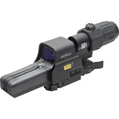EOTech Model 518 Röd Ring 2 Dot med 3x Magnifier
