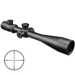 AIM Sports XPF 10-40x50 Belyst Mil Dot Kikarsikte