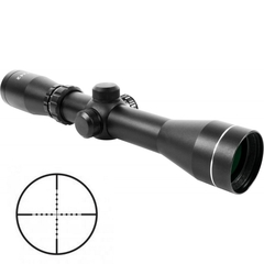 AIM Sports Scout 2-7x42 Mil Dot Kikarsikte