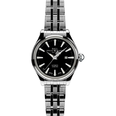 Ball Trainmaster Eternity Ladies NL2080D Svart Klocka
