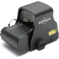 EOTech Model XPS2 Röd Ring 2 Dot Holografiskt Sikte