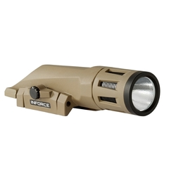 Inforce WMLx Gen2 Tactical Vit/IR Picatinny Lampa FDE