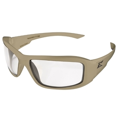 Edge Eyewear Hamel Thin Temple Ranger Green Polarized Smoke