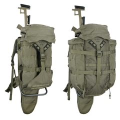 Eberlestock Dragonfly Tactical 39/72L med Hölster 8L Military Green