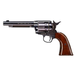 Colt Single Action Army 45 Peacemaker Blå 4.5mm