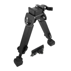 Leapers UTG Full Metal Quick Detach Bipod 216mm Picatinny