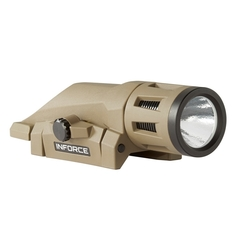 Inforce WML Gen2 Tactical Vit/IR Picatinny Lampa FDE