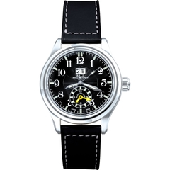 Ball Trainmaster Dual Time GM1056D Svart Klocka
