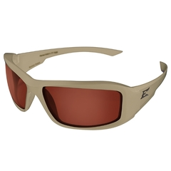 Edge Eyewear Hamel Thin Temple Matte Sand Frame Vapor Copper