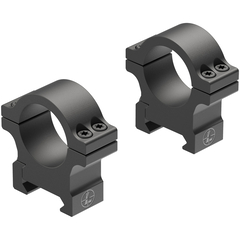 Leupold Open Range Ringar Medium för 1 tum (Matt)
