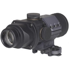Browe Sport Optic 4x32 Blå 7.62x51 NATO Chevron Svart