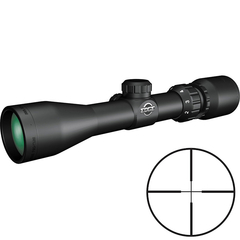 BSA Optics Edge 2-7x28 30/30 Duplex Kikarsikte