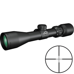 BSA Optics Edge 2-7x32 30/30 Duplex Kikarsikte