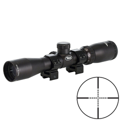 BSA Optics Tactical 2.5-8x36 Mil-Dot Kikarsikte