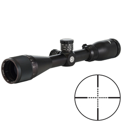BSA Optics Tactical 223 3-12x40 AO Mil-Dot Kikarsikte