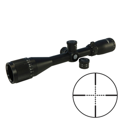 BSA Optics Tactical 223 6-18x40 Mil-Dot Kikarsikte