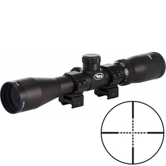BSA Optics Tactical 3.5-10x40 Mil-Dot Kikarsikte