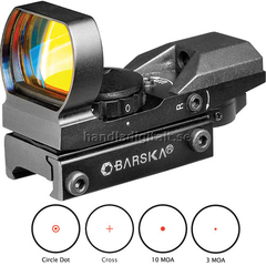 Barska Electro Sight 1x22 Multi-Reticle Rödpunktsikte