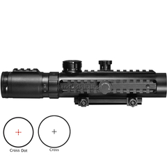 Barska Electro Sight 1-3x30 Multi Rail