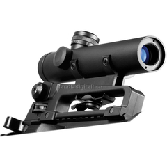 Barska Electro Sight 4x20 M16 Carry Handle Mil-Dot