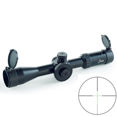 Bering Optics ACE 10x42 Belyst SIR Kikarsikte