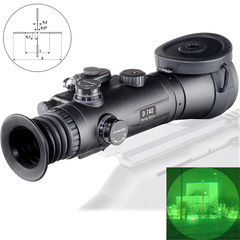 Bering Optics D-740 4x66 Gen 2+ Mil Dot Nattsikte