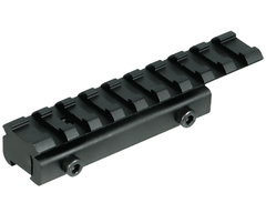 Leapers UTG Adapter Airgun/.22 till Picatinny/Weaver LÃ¥g profil