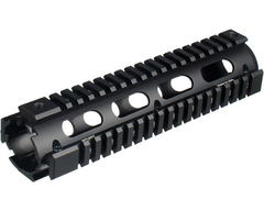 Leapers UTG PRO AR15 Handskydd Drop-in Quad-Rail 18-slot