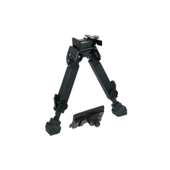 Leapers UTG Rubber Armored Full Metal QD Bipod 173-216 mm