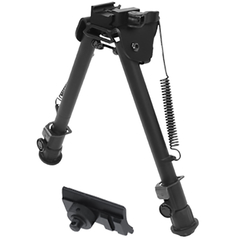 Leapers UTG Tactical OP Bipod QD Lever Mount 203-315 mm