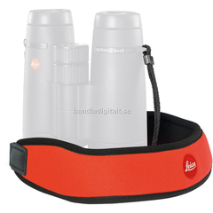 Leica Neoprene Kikarrem - Orange