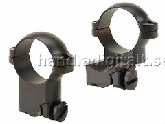 Leupold Ruger M77 Extension Ring 1 tum Hög - Matt