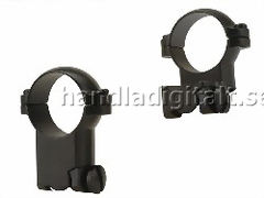 Leupold Ruger M77 Extension Ring 1 tum Super Hög - Matt