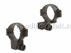 Leupold Ruger M77 Extension Ring 30mm Hög - Matt