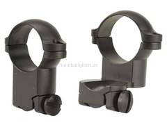 Leupold Ruger M77 Extended Ring Mounts 1