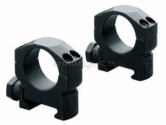 Leupold Mark 4 Ringar (Stål, Medium) för 30mm (Matt)